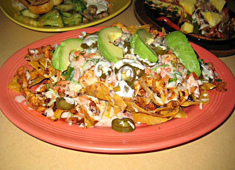 Nachos Supreme Dinner