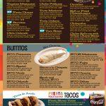 Burritos tacos HS