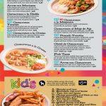 Seafood Kids HS